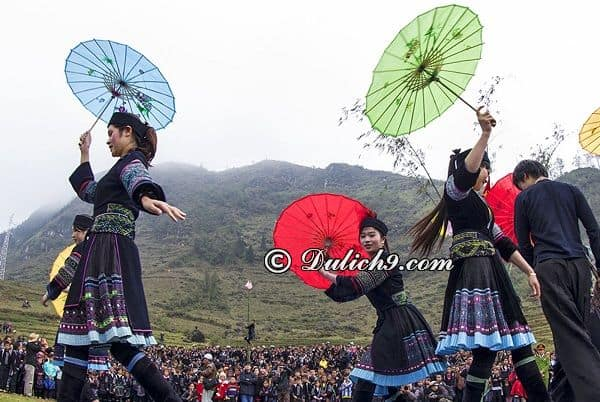 Tham gia chợ tình Khâu Vai ở Hà Giang: Thời gian và địa điểm diễn ra các lễ hội văn hóa đặc sắc ở Hà Giang
