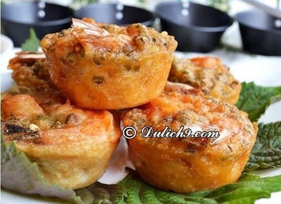 Bánh vá (bánh giá)/ Ăn gì ngon khi đi Tiền Giang? Đặc sản nổi tiếng ở Tiền Giang