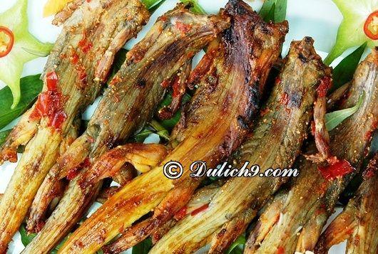 Các món từ dông rất hấp dẫn ở Bình Thuận: Kinh nghiệm ăn uống khi phượt Bình Thuận