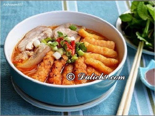 Ăn gì ngon khi du lịch Trà Vinh?