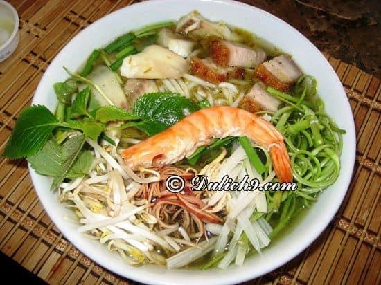 Những món ngon, đặc sản Trà Vinh: Món ẩm thực truyền thống nổi tiếng ở Trà Vinh