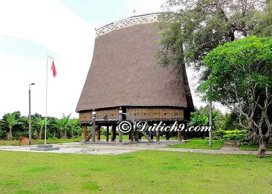 Điểm du lịch ở Kon Tum