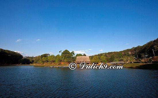 Khu du lịch sinh thái ở Kon Tum: Địa điểm tham quan, vui chơi hấp dẫn, nổi tiếng ở Kon Tum. Du lịch Kon Tum nên đi đâu chơi?