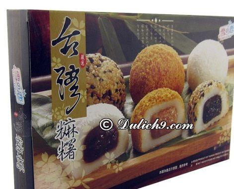 Du lịch Đài Loan mua bánh kẹo làm quà? Mua quà gì khi đi du lịch Đài Loan?