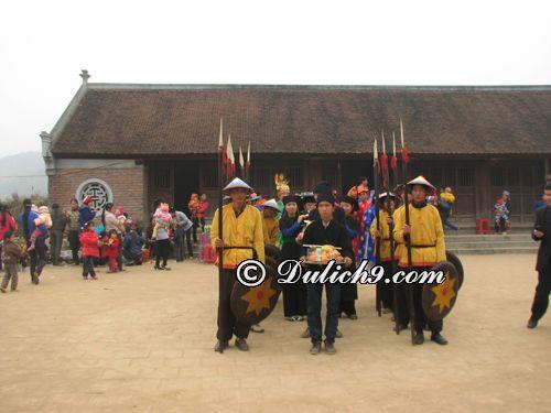 Lễ hội đền Nhược Sơn, Yên Bái/ Các lễ hội ở Yên Bái: Yên Bái có lễ hội văn hóa nào nổi tiếng, đặc sắc?