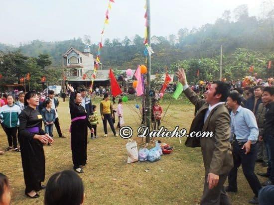 Lễ hội Lồng Tồng của người Tày ở Kiên Thành, Yên Bái: Yên Bái có lễ hội văn hóa nào nổi tiếng, tổ chức ở đâu, khi nào?