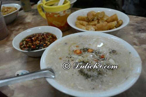 Cháo cá Tích Nghi/ món ăn nổi tiếng Bắc Ninh không nên bỏ qua: Nên ăn gì khi đi du lịch Bắc Ninh?