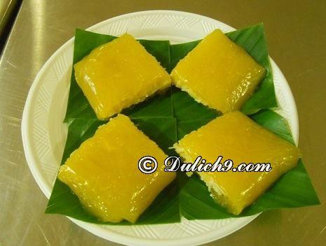 Bánh phu thê/ món quà, ăn vặt khi du lịch Bắc Ninh: Món ăn ngon, nổi tiếng ở Bắc Ninh