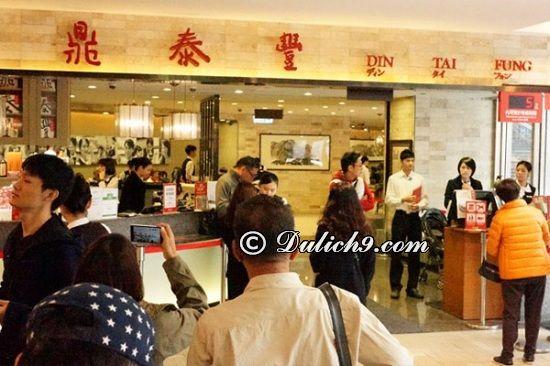 Các quán ăn ngon khác ở Đài Loan không nên bỏ qua: Địa chỉ ăn uống ngon, nổi tiếng ở Đài Loan