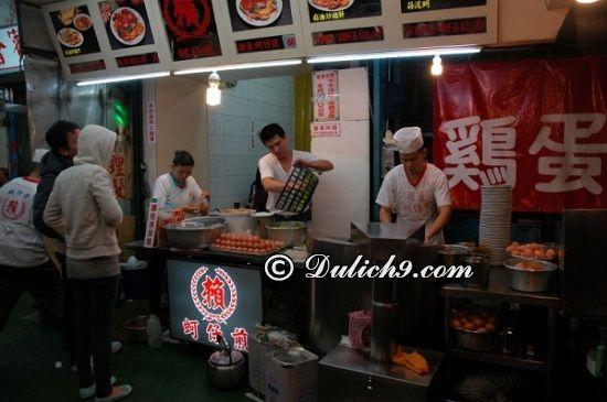 Các quán ăn ngon khác ở Đài Loan không nên bỏ qua: Nên ăn ở đâu khi du lịch Đài Loan?