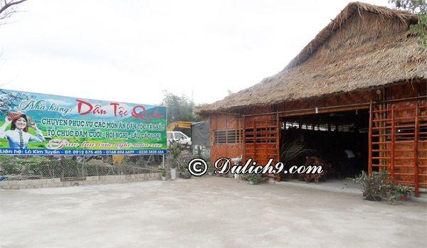 Địa chỉ, quán ăn ngon ở Cao Bằng: Cao Bằng có quán ăn nào ngon, nổi tiếng?