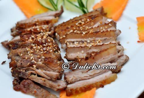 Ăn ở đâu ngon khi du lịch Cao Bằng? Địa chỉ nhà hàng, quán ăn ngon, nổi tiếng ở Cao Bằng
