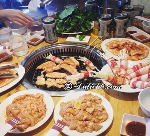 Cao Bằng các địa điểm ăn ngon, nổi tiếng: Du lịch Cao Bằng ăn ở đâu ngon, nổi tiếng?
