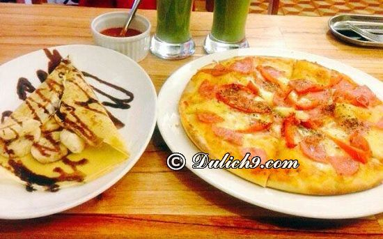 Green's Pizza - quán ăn vặt nổi tiếng Bắc Giang: Địa chỉ ăn vặt ngon, bổ, rẻ ở Bắc Giang