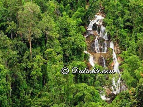 Địa điểm du lịch hấp dẫn ở Hua Hin: Kaeng Krachan National Park – Petchaburi/ Du lịch Hua Hin nên đi đâu chơi?