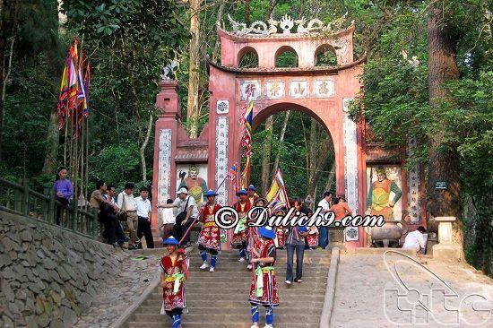 Du lịch bụi Phú Thọ nên đi đâu chơi đẹp?