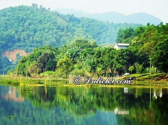 Địa điểm vui chơi, nghỉ dưỡng và khám phá ở Phú Thọ: Du lịch Phú Thọ nên đi đâu tham quan?