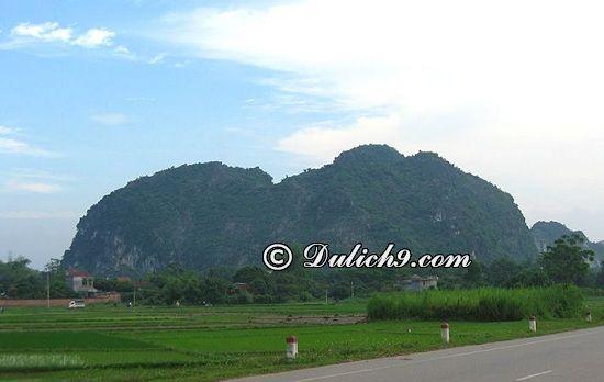 Danh lam thắng cảnh nổi tiếng ở Phú Thọ: Nên đi đâu chơi khi phượt Phú Thọ