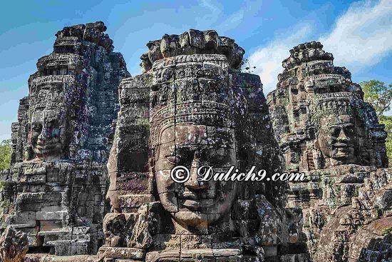 Các điểm tham quan nổi tiếng ở Siem Reap: Kinh nghiệm đi du lịch Siem Reap