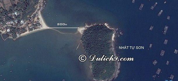Chơi gì khi đi phượt đảo Nhất Tự Sơn? Đảo Nhất Tự Sơn cách đất liền bao xa?