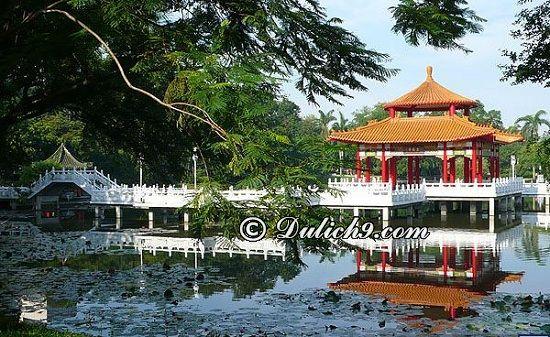 Du lịch Đài Loan 5 ngày 4 đêm tự túc: Hướng dẫn tour du lịch Đài Loan 5 ngày 4 đêm