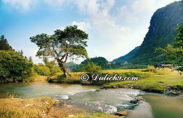 Lịch trình du lịch Cao Bằng 2 ngày 1 đêm: Kinh nghiệm đi tham quan, vui chơi, ăn uống ở Cao Bằng trong 2 ngày 1 đêm