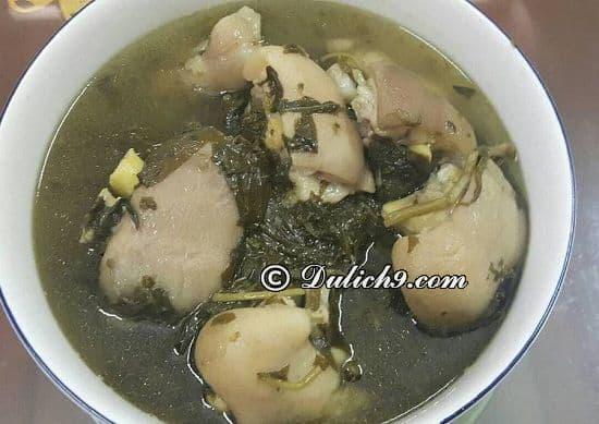 Món ăn nổi tiếng nên thưởng thức khi tới Phú Thọ: Nên ăn gì khi du lịch Phú Thọ?