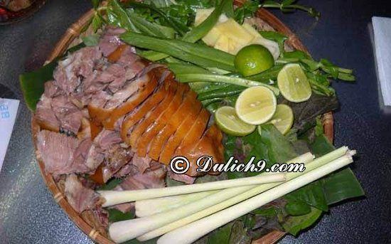 Món ăn nổi tiếng nên thưởng thức khi tới Phú Thọ: Phú Thọ có đặc sản gì ngon?