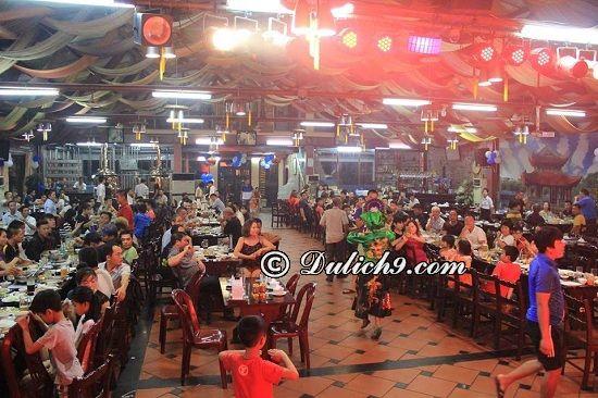 Bia tươi Đức Babarina/ nhà hàng nổi tiếng ở Bắc Ninh: Nên ăn ở đâu khi du lịch Bắc Ninh?