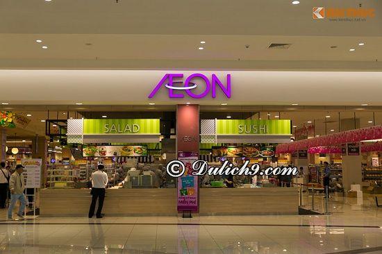 Đi đâu, chơi gì khi đi Aeon Mall Long Biên? Kinh nghiệm đi vui chơi, ăn uống ở Aeon Mall Long Biên