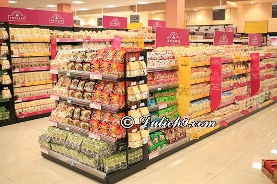 Địa điểm mua sắm tại trung tâm thương mại Aeon Mall Long Biên: Kinh nghiệm đi vui chơi, mua sắm ở Aeon Mall Long biên