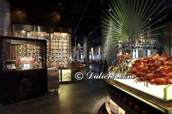 Ăn buffet hải sản ở đâu Sài Gòn? Cham Charm - Nhà hàng buffet hải sản nổi tiếng, sang trọng ở Sài Gòn