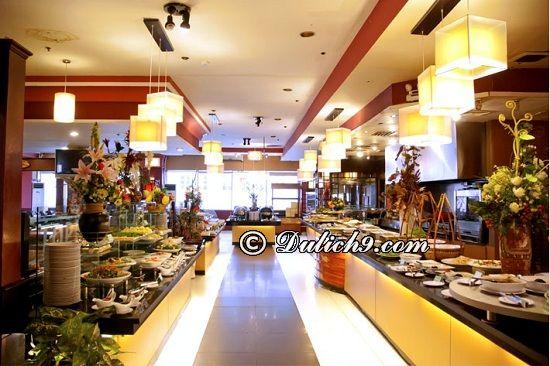 Sài Gòn có nhà hàng buffet hải sản nào ngon, giá rẻ? Nhà hàng Toppers Parkson/ Địa chỉ ăn buffet hải sản ở Tp. Hồ Chí Minh