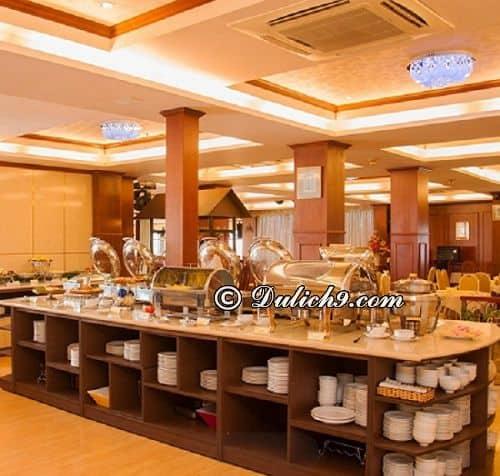 Địa chỉ những nhà hàng buffet ngon, bổ, rẻ ở Sài Gòn: Nhà hàng Buffet Panorama/ Quán buffet ngon ở Sài Gòn