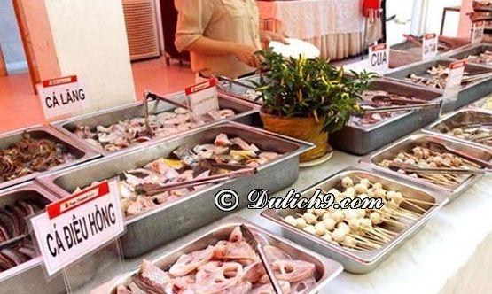 Địa chỉ những nhà hàng buffet ngon, giá bình dân ở Sài Gòn: Nhà hàng Tân Hoa Cau/ Buffet hải sản ngon, chất lượng tại Sài Gòn