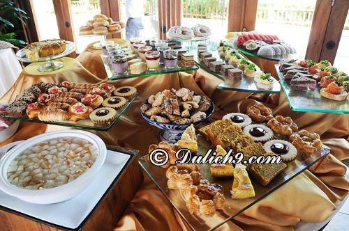 Pullman Danang Beach Resort - tiệc buffet ẩm thực quốc tế tại Đà Nẵng: Đà Nẵng có nhà hàng buffet nào ngon, giá rẻ?