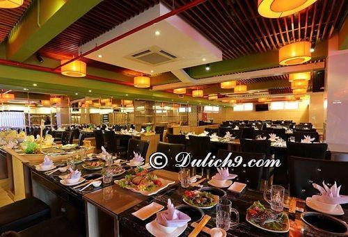 Địa chỉ nhà hàng buffet ngon, nổi tiếng ở Đà Nẵng: Nhà Hàng Hoa Lan – Khu Buffet Bà Nà Hills