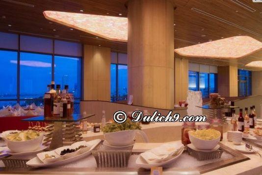 Buffet tại nhà hàng Holiday Beach Hotel Đà Nẵng: Đà Nẵng có nhà hàng buffet nào ngon, nổi tiếng?