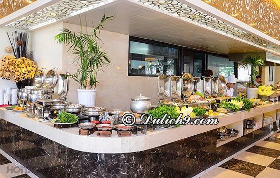 Royal Buffet - địa chỉ ăn buffet sang trọng ở Royal City: Nhà hàng buffet ngon, nổi tiếng ở Royal City