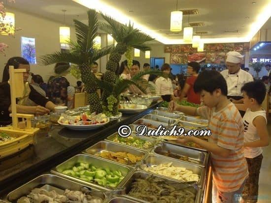 Kichi Kichi/ quán buffet được yêu thích ở Royal City: Ăn buffet ở đâu Royal City ngon, hấp dẫn nhất?