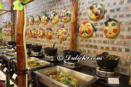 King BBQ Buffet/ quán buffet ngon nổi tiếng ở Royal City: Royal City có nhà hàng buffet nào ngon, giá rẻ?