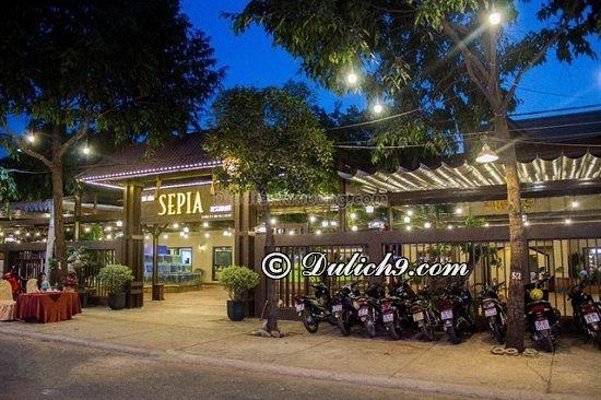 Nhà hàng Cua 1 Càng/ địa chỉ ăn hải sản tươi ngon ở Sài Gòn: Sài Gòn có quán hải sản nào ngon, giá bình dân?