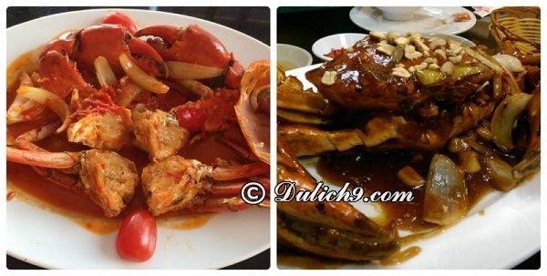 Marina Sài Gòn/ nhà hàng hải sản ngon, sang trọng ở Sài Gòn: Nên ăn hải sản ở đâu Sài Gòn?