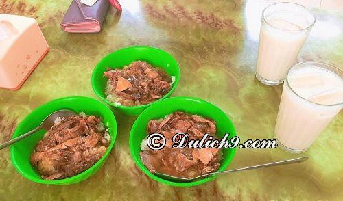 Các địa điểm ăn vặt ngon rẻ tại Nam Định: Du lịch Nam Định nên ăn vặt ở đâu?