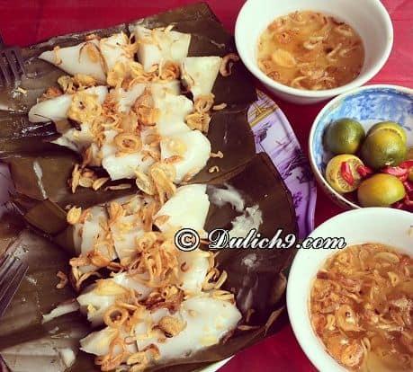 Nam Định có quán ăn vặt nào ngon? Địa chỉ ăn vặt ngon, bổ, rẻ ở Nam Định