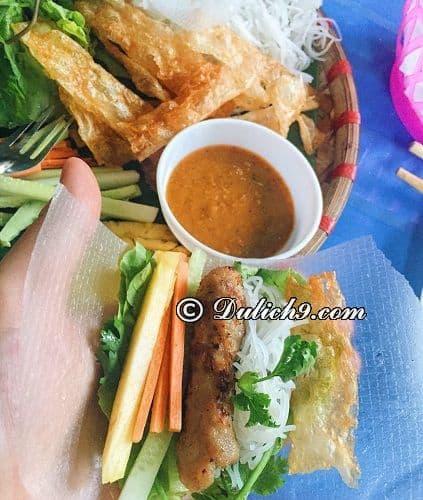 Quán ăn vặt ngon giá rẻ ở Nam Định buổi tối: Địa điểm ăn vặt ngon nổi tiếng ở Nam Định