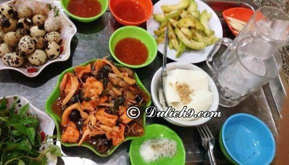 Địa chỉ ăn vặt ngon nổi tiếng ở Thái Nguyên: Quán ăn vặt nào ngon, nổi tiếng ở Thái Nguyên?