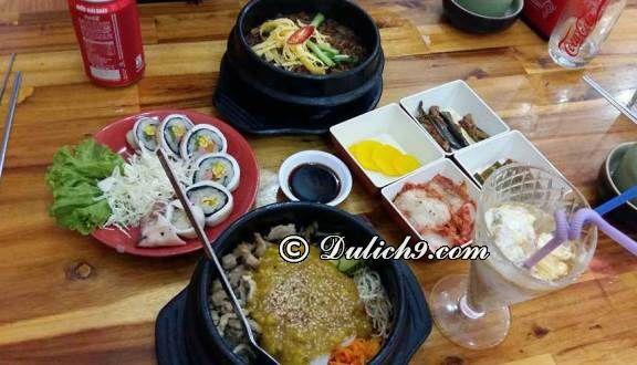 Quán ăn Hàn Quốc ở Thái Nguyên: Thái Nguyên có quán ăn vặt nào ngon, nổi tiếng?