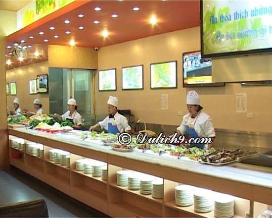 Buffet ở Thái Nguyên: Ăn vặt ở đâu Thái Nguyên? Địa chỉ nhà hàng, quán ăn vặt nổi tiếng ở Thái Nguyên