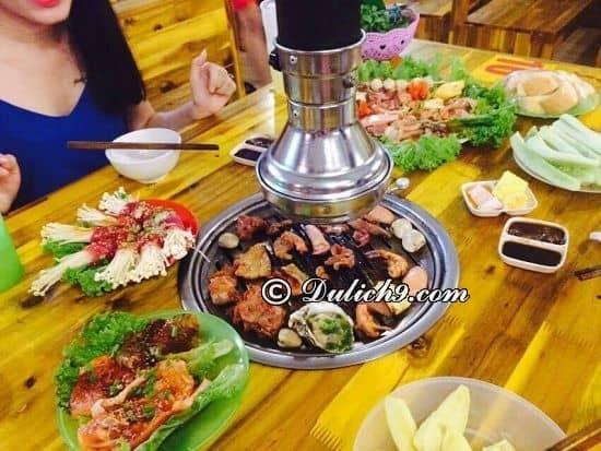 Thành phố Thái Nguyên có quán BBQ nào ngon? Địa điểm ăn vặt ngon, nổi tiếng ở Thái Nguyên